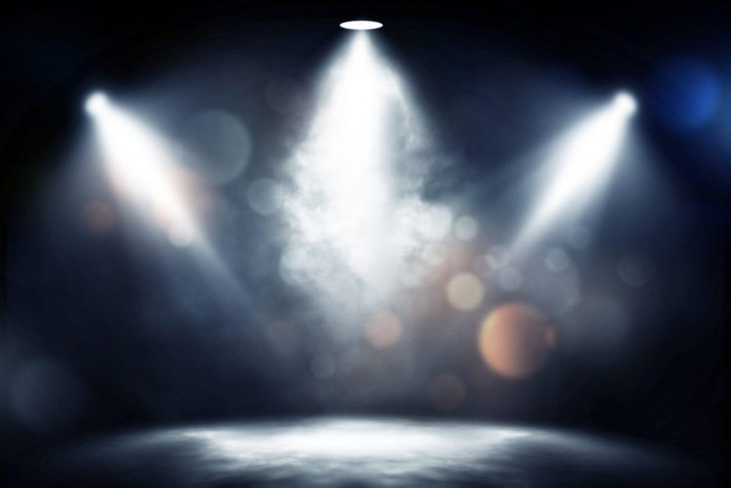 spotlight video